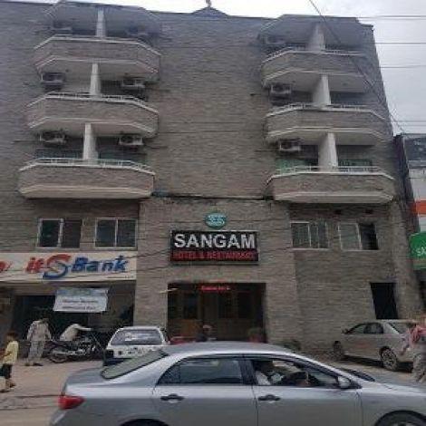 Sangam hotel Muzaffarabad