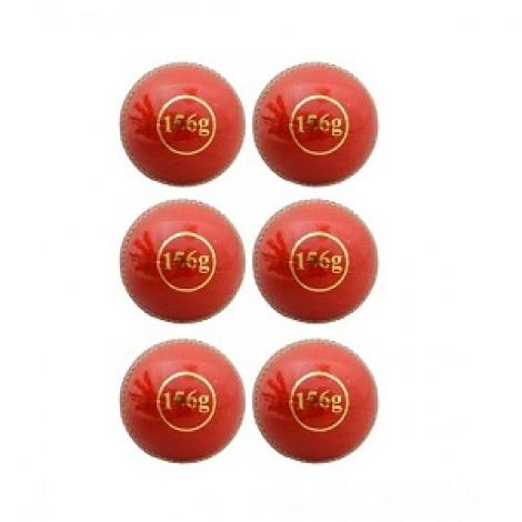 Hard Ball Red Pack of 6