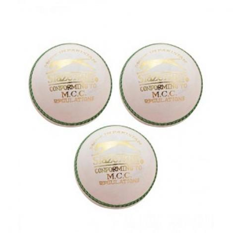 High Quality Hard Ball Pack Of 3