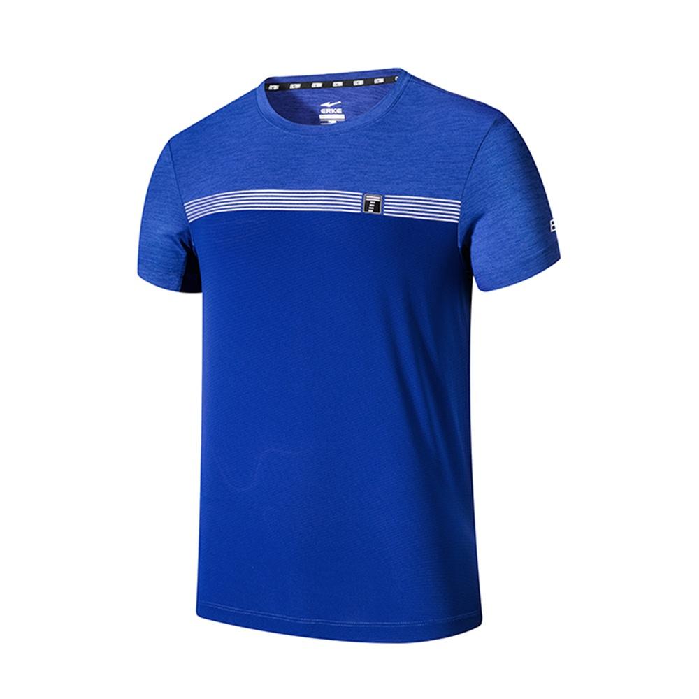 ERKE Men Tennis Jersey T Shirt