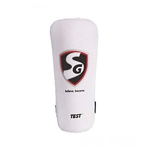 Hard Ball Cricket Elbow Pads White