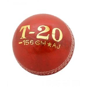 T20 Hard Ball Red 156g