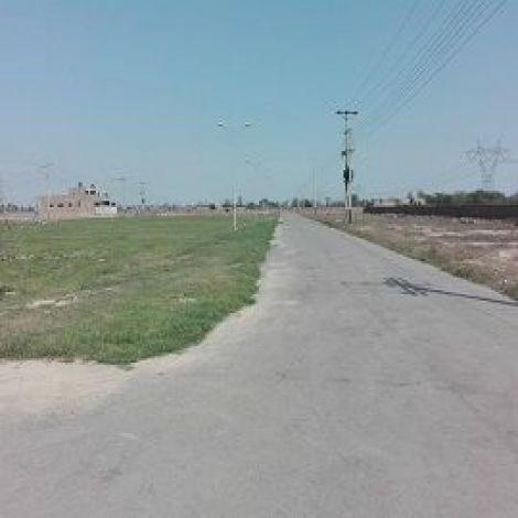 Multan, 7 Marla Plots