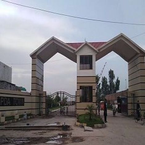 Peshawer,5 Marla Plots