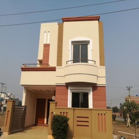 wah cantt 5 marla houses for sale