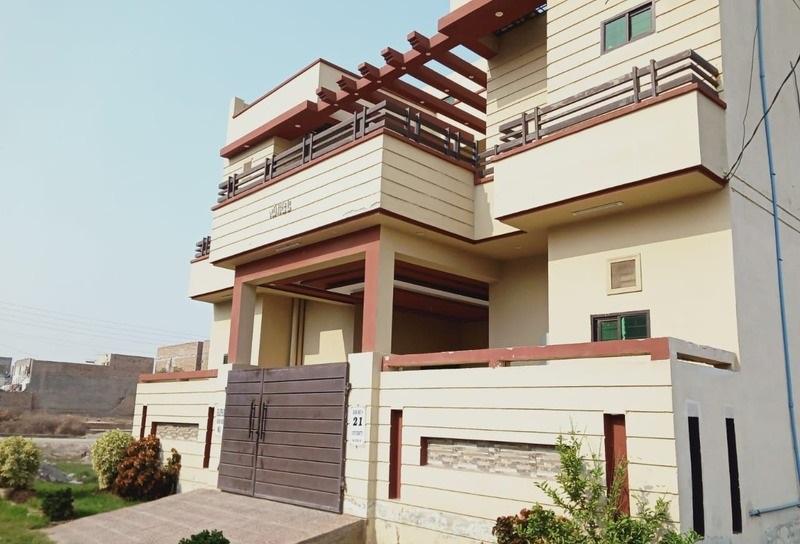 Multan,5 Marla House