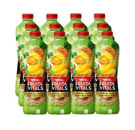 Nestle Fruita Vital Pine Punch 1 Liter X 12