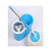 360 Spin Magic Mop Bucket Blue