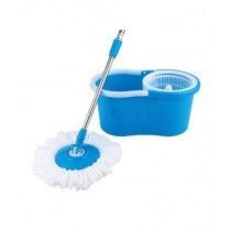 360 Degree Microfiber Spin Mop_Easy Mop