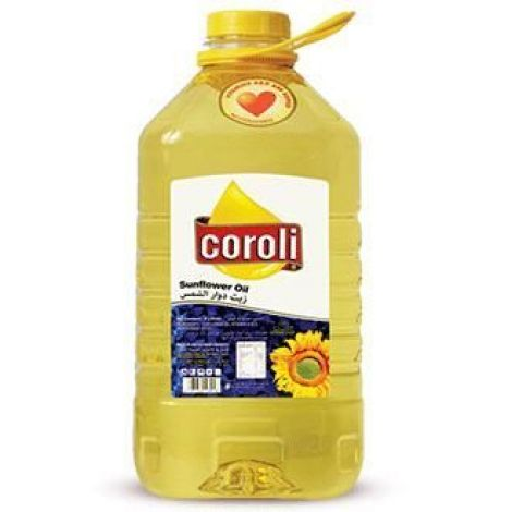 Coroli Sunflower Oil 4 Ltr