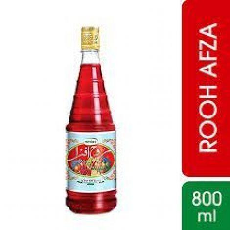 Hamdard Rooh Afza Sharbat 800ml