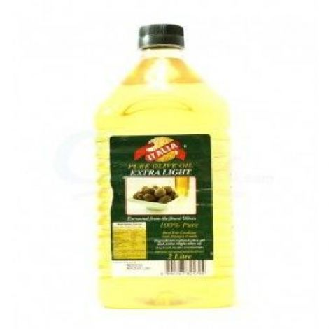 Italia Olive Oil Extra Light  2 Ltr