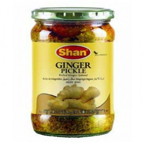 Shan Ginger Pickle 300gm