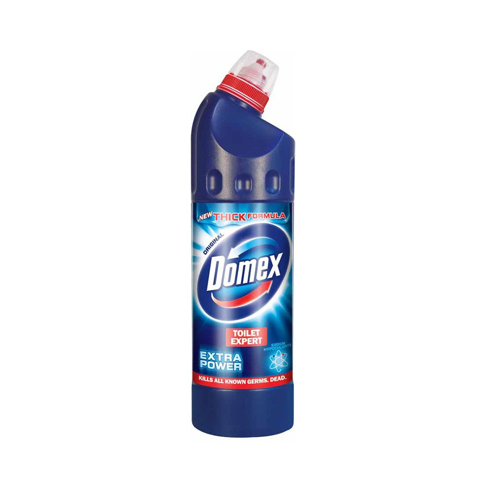 Domex Toilet Bowl Cleaner Blue 500ML