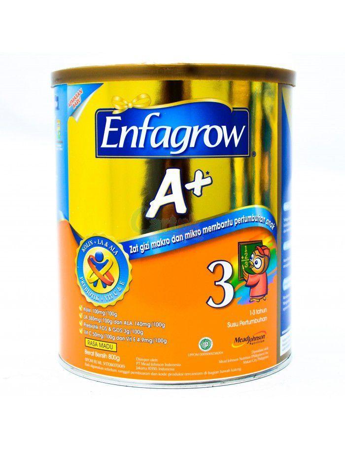 Enfagrow powder milk vanilla 400gm