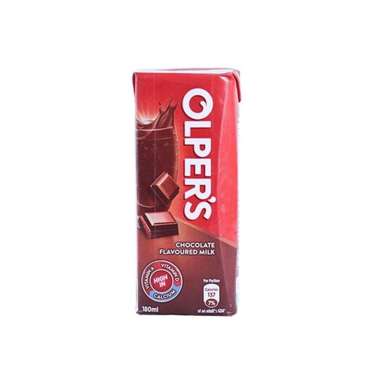 Olpers Chocolate Flavored Milk 180ml