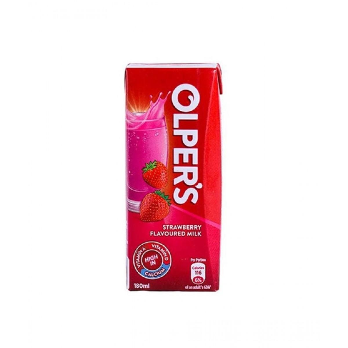 Olpers Strawberry Flavored Milk 180ml