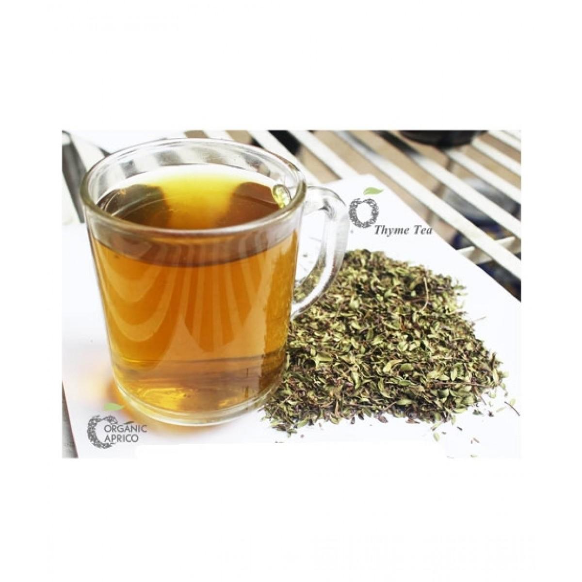 Organic Aprico Wild Thyme Tea
