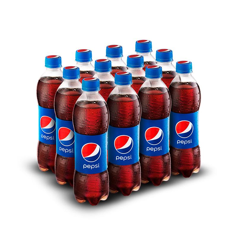 Pepsi 500ml - Pack of 12