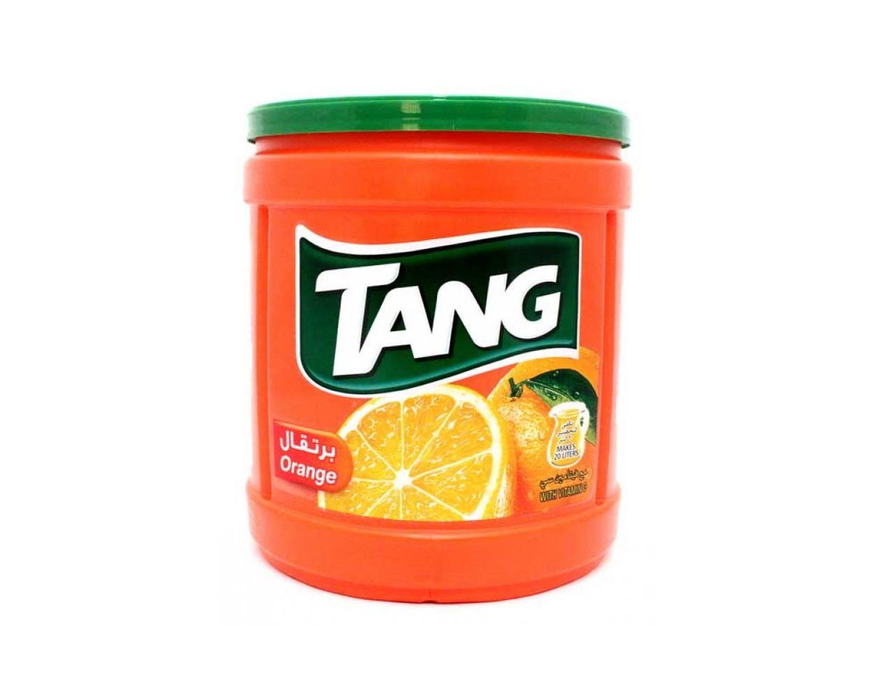 Tang Orange Tub 2500GM