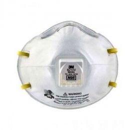 3M Particulate Respirator N95 Face Mask (8210V)