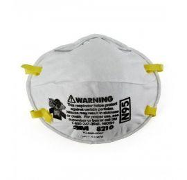 3M Particulate Respirator N95 Safe Guard Mask (8210CN)