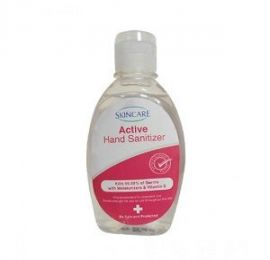 Skin Care Hand Sanitizer Gel 250ml