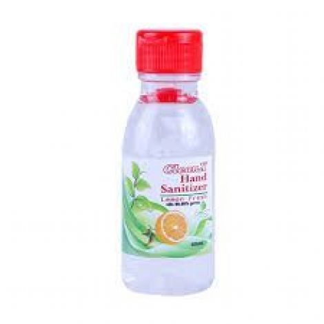 Cleanx Lemon Fresh Hand Sanitizer 60 ml