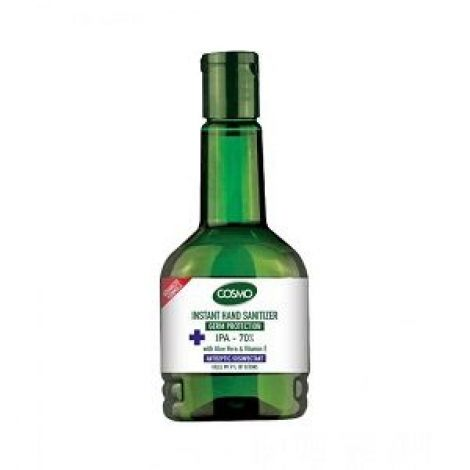 Cosmo Instant Hand Sanitizer 120ml
