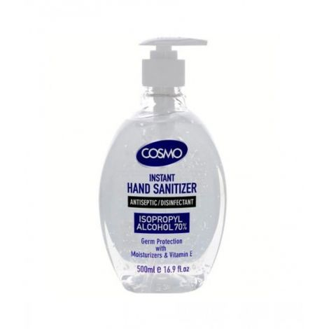Cosmo Instant Hand Sanitizer 500ml