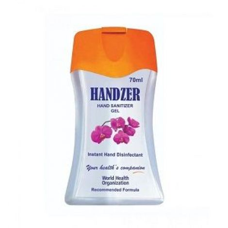 Horizon Pharma Handzer Hand Sanitizer Gel 70ml