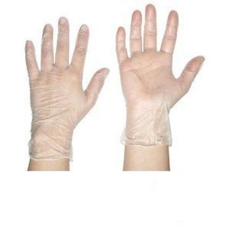 Leaf Gardening Store Disposable Hand Gloves 2 Boxes 100 Pairs