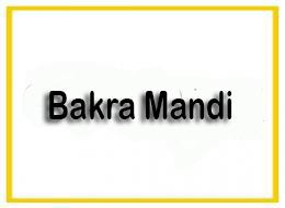 Bakra Mandii