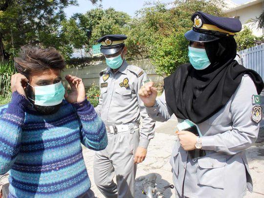 Coronavirus In Pakistan: Number Of Suspected Patients Now 12,000
