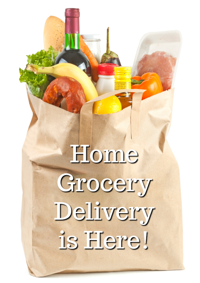 We will deliver item to your doorstep